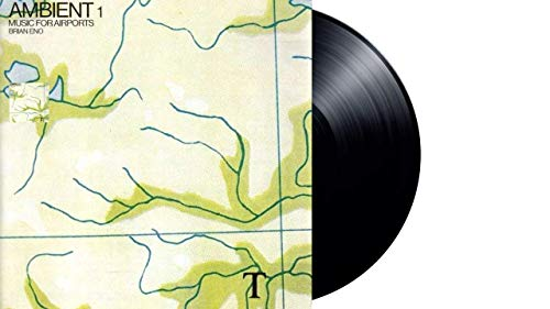 Eno , Brian - Ambient 1: Music For Airports (Remastered) (Vinyl)