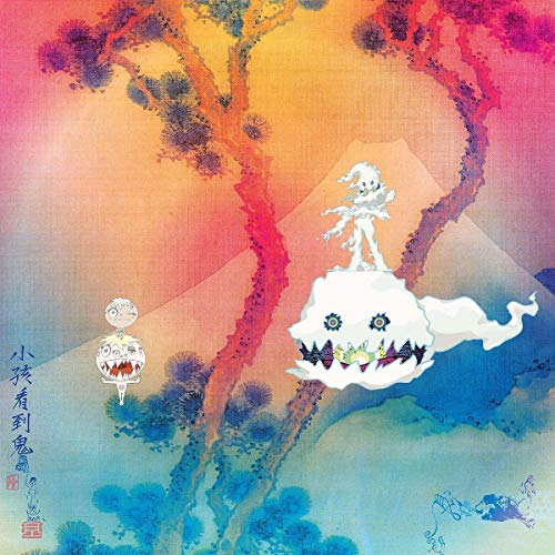 Kids See Ghosts aka. West , Kany & Kid Cudi - o. Titel (Vinyl)