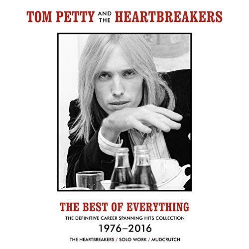 Tom & the Heartbreakers Petty - The Best of Everything 1976-2016