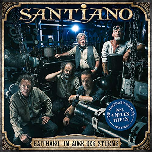 Santiano - Haithabu - Im Auge des Sturms