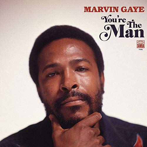 Gaye , Marvin - You're the Man (Vinyl)