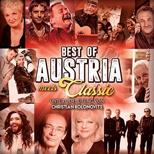 Sampler - Best of Austria Meets Classic