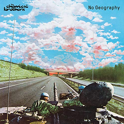 the Chemical Brothers - No Geography (Ltd.Mint Pack)