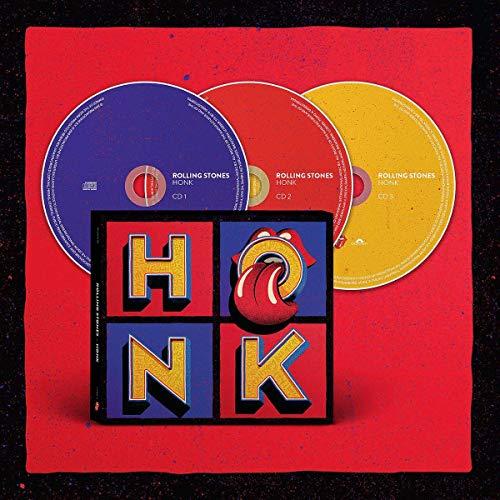 The Rolling Stones - Honk (Ltd.Deluxe Edt.)