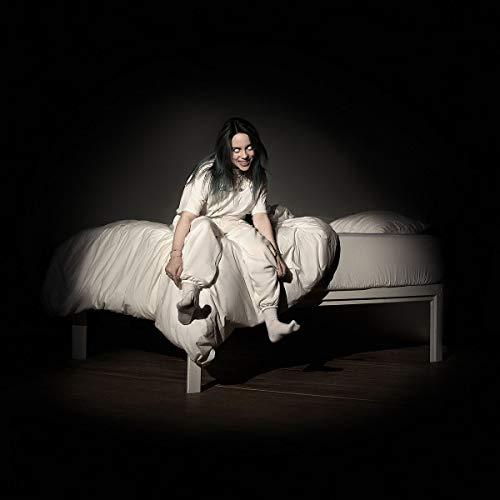 Eilish , Billie - When We All Fall Asleep, Where Do We Go? (Apricot) (Vinyl)