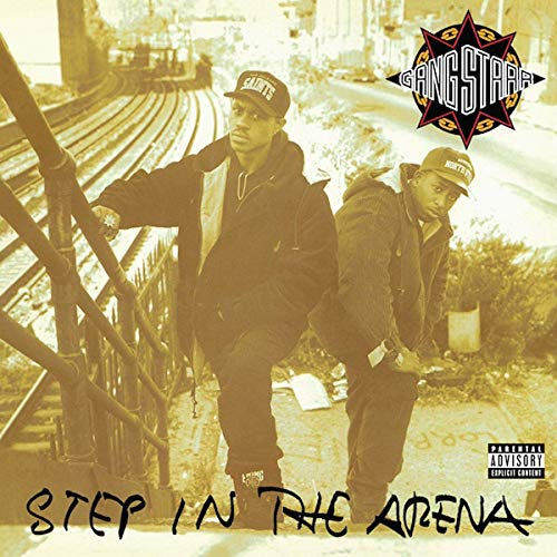Gang Starr - Step In The Arena (Limited Edition) (Vinyl)