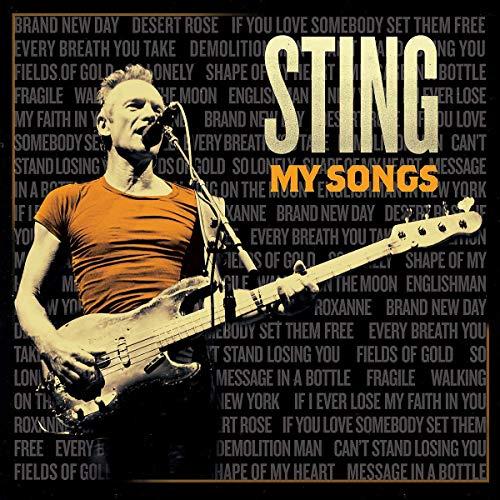 Sting - My Songs (Ltd.Deluxe Edt.)