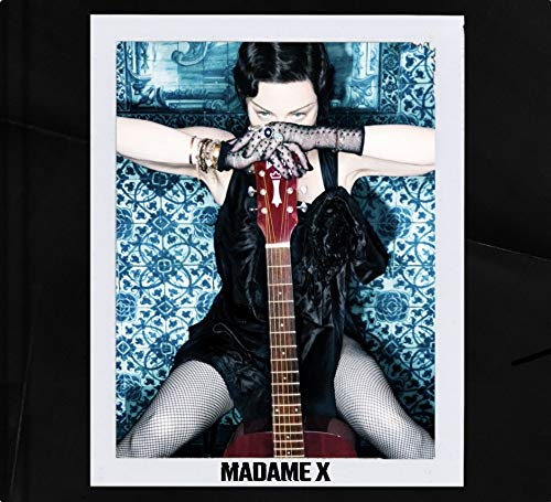 Madonna - Madame X (Limited Deluxe 2CD DigiBook Edition)