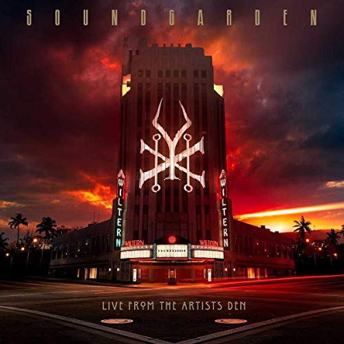 Soundgarden - Live From The Artists Den
