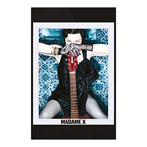 Madonna - Madame X (Ltd. Deluxe MC) [Musikkassette]