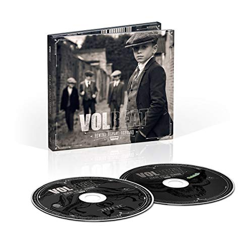 Volbeat - Rewind, Replay, Rebound (Limited Deluxe Edition)