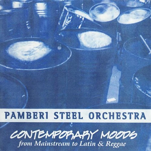 Pamberi Steel Orchestra - Contemporary Moods