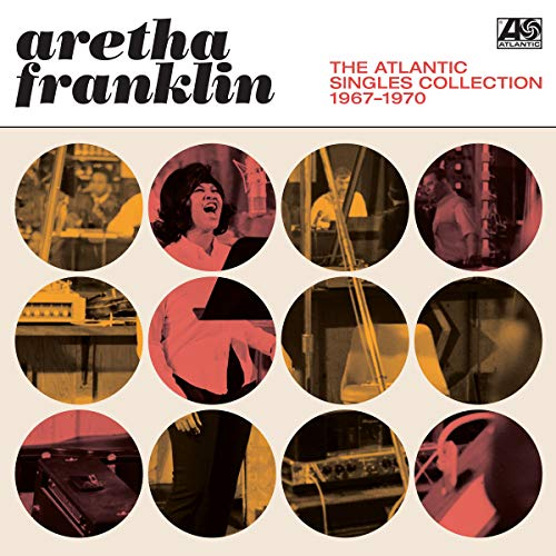Franklin , Aretha - The Atlantic Singles Collection 1967-1970 (Vinyl)