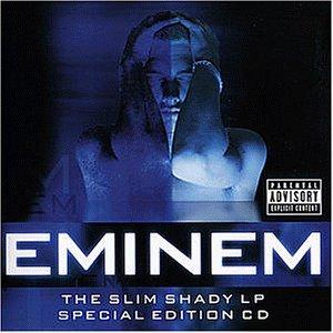 Eminem - The Slim Shady LP (Limited Edtion Double CD)
