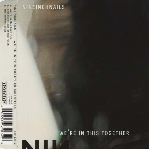 Nine Inch Nails - We're In This Together (Maxi)