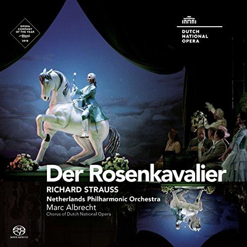Strauss , Richard - Der Rosenkavalier (Netherlands Philharmonic Orchestra, Albrecht) (SACD)