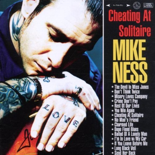 Ness , Mike - Cheating at Solitaire