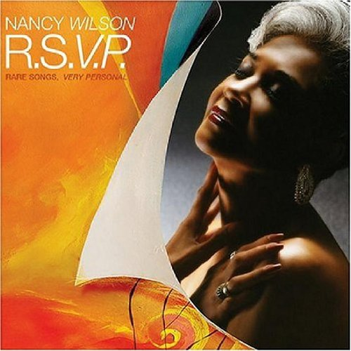 Nancy Wilson - R. S. V. P. (Rare Songs, Very Personal)
