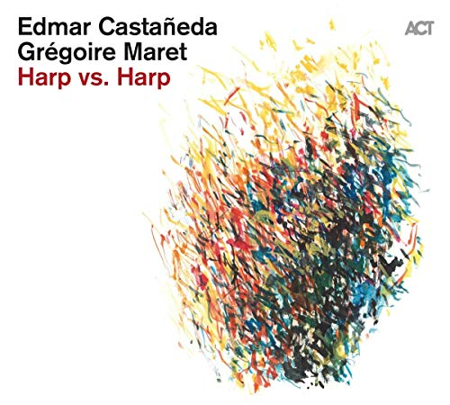 Castaneda , Edmar & Maret , Gregoire - Harp Vs. Harp