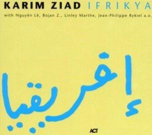 Ziad , Karim - Ifrikya (with Le, Z. Marthe, Rykiel, a.o.)