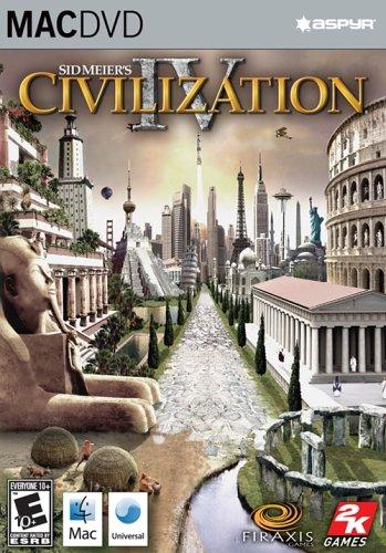 PC - Sid Meier's Civilisation IV (Mac)