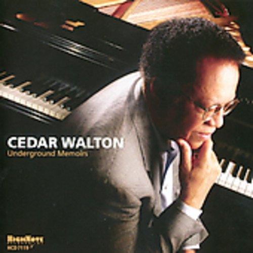 Walton , Cedar - Underground Menoirs
