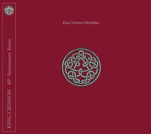 King Crimson - Discipline (CD/Dvd-Audio) [DVD-AUDIO]