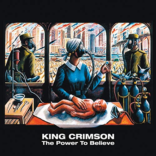 King Crimson - The Power to Believe (CD/DVD-A)