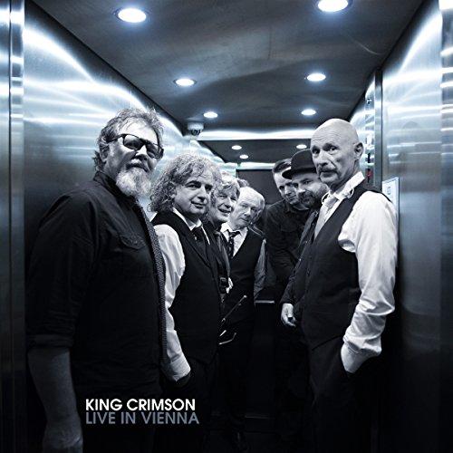 King Crimson - Live in Vienna,December 1st : 2016
