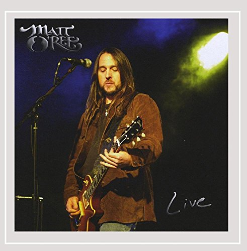 O'Ree , Matt - Live (CD & Bonus DVD)
