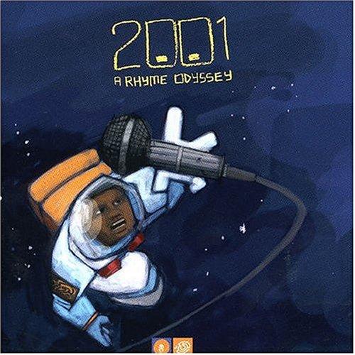 Sampler - 2001:a Rhyme Odysey