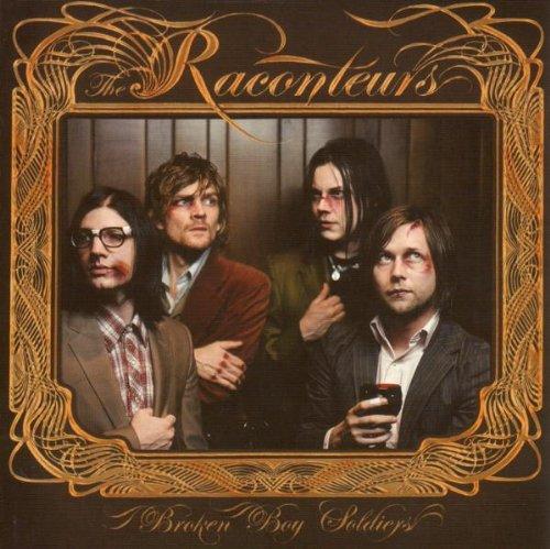 Raconteurs , The - Broken boy soldiers