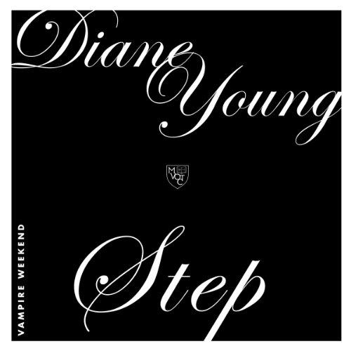 Vampire Weekend - Diane Young / Step (Maxi) (Vinyl)