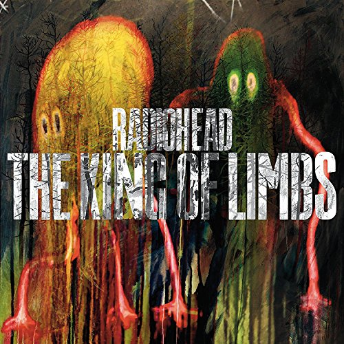 Radiohead - The King of Limbs (Pressung 2017 ) (Vinyl)