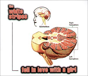 White Stripes , The - Fell In Love With A Girl (Maxi)