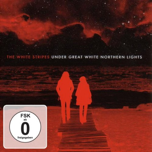 White Stripes , The - Under Great White Northern Lights