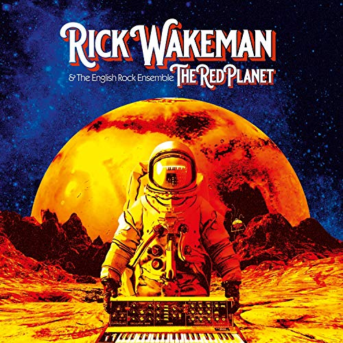Wakeman , Rick - The Red Planet