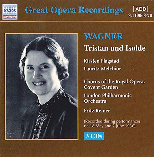 Wagner , Richard - Tristan und Isolde (Flagstad, Melchior, Reiner)