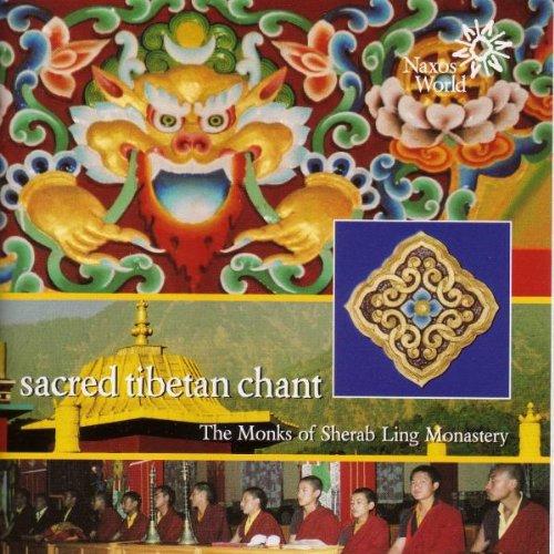 Monks Of Sherab Ling Monastery , The - Sacred Tibetan Chant
