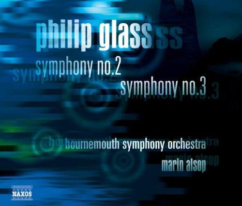Glass , Philip - Symphonies Nos. 2   3 (Alsop)