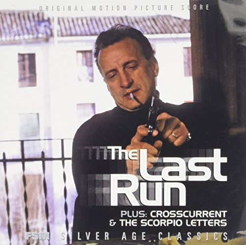 Goldsmith , Jerry & Grusin , Dave - The Last Run / Crosscurrent / The Scorpio Letters
