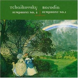 Tchaikovsky / Borodin - Symphony No. 2 / Symphony No. 1