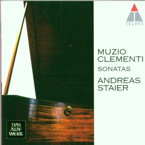Clementi , Muzio - Sonatas (Staier)
