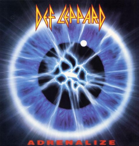 Def Leppard - Adrenalize (Limited Edition) (Vinyl)