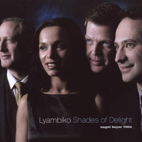 Lyambiko - Shades Of Delight