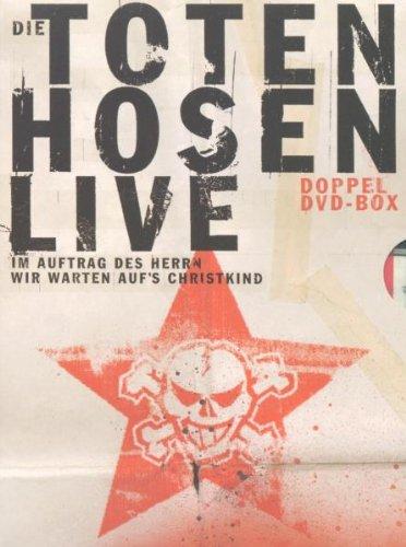 Toten Hosen , Die - Im Auftrag des Herrn / Wir warten auf's Christkind - Live