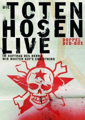 Toten Hosen , Die - LIve - Im Auftrag des Herrn / Wir warten auf's Christkind (Doppel DVD-Box)