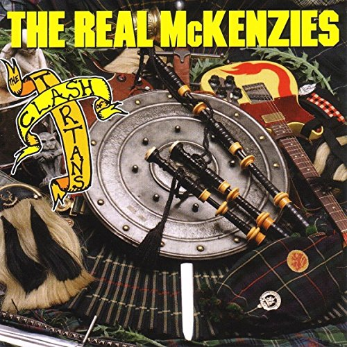 Real Mckenzies , The - Clash Of The Tartans