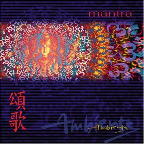 Wright , Oliver - Mantra-Ambiente