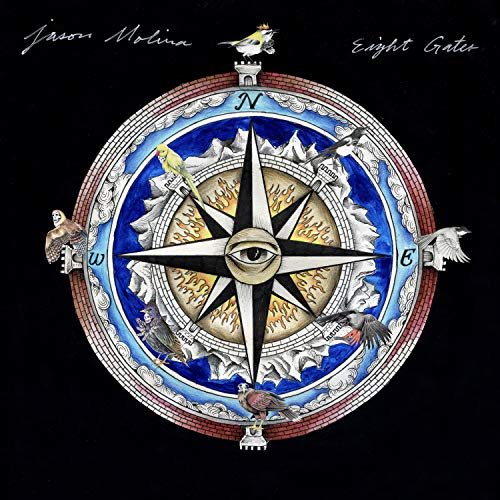 Molina , Jason - Eight Gates (Vinyl)